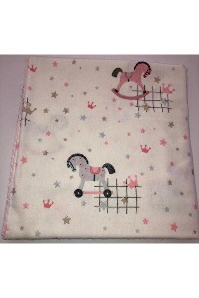 Kız Bebek Pembe  Pazen Battaniye