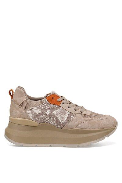 Amıa Bej Kadın Sneaker Ayakkabı