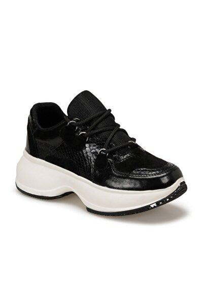 20SF-2002 Siyah Kadın Fashion Sneaker 100533087