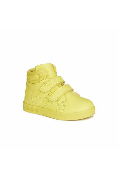 Unisex Çocuk Sarı Lucky Günlük Ayakkabı