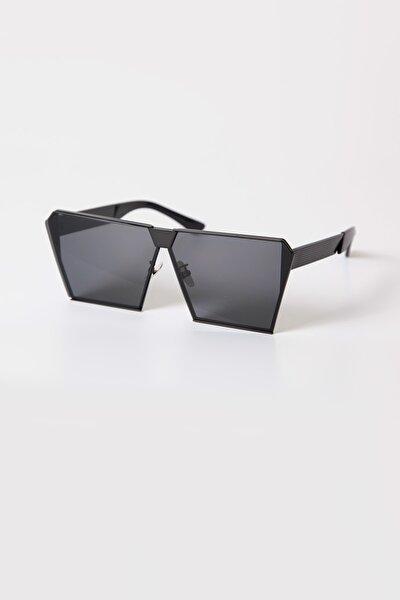 Metal Siyah Tasarım Güneş Gözlüğü