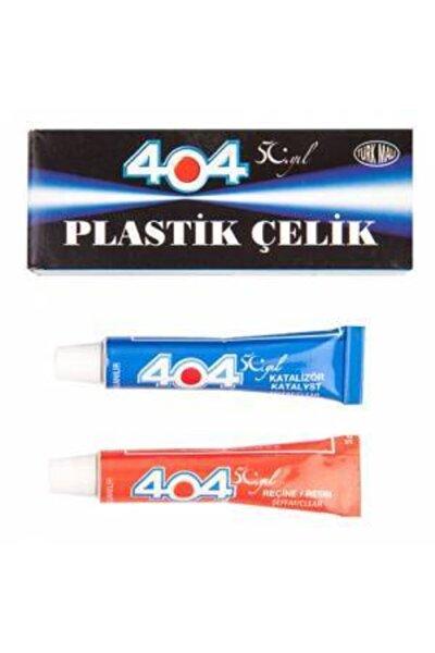 404 Çiftli Plastik Çelik Yapıştırıcı 16 Gr.