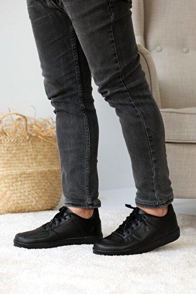 Erkek Siyah Casual Ayakkabı