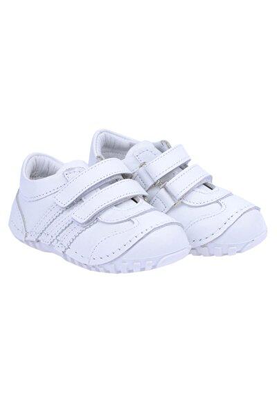 Teo 138 %100 Deri Orto Pedik Cırtlı Kız Çocuk Ayakkabı