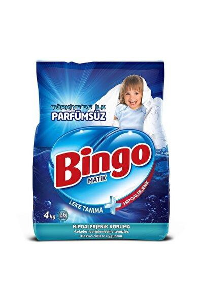 Toz Çamaşır Deterjanı Parfümsüz 4 Kg