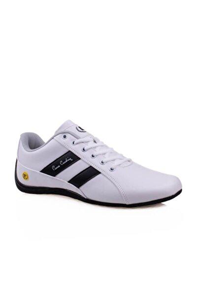 Sıfır Taban Erkek Beyaz 4 Mevsim Spor Ayakkabı
