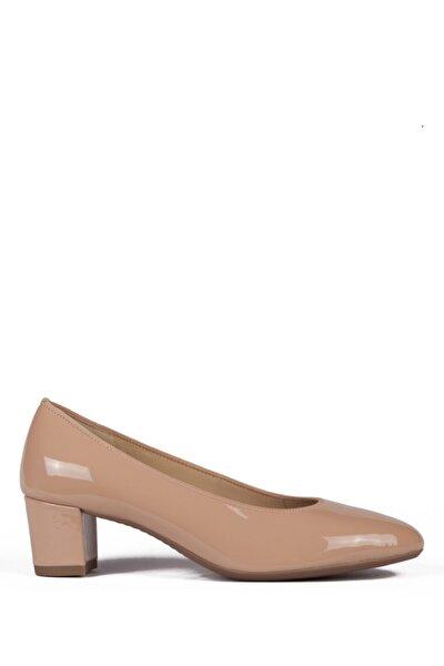 11486 Ara Kadın Topuklu Rugan Ayakkabı 3-7