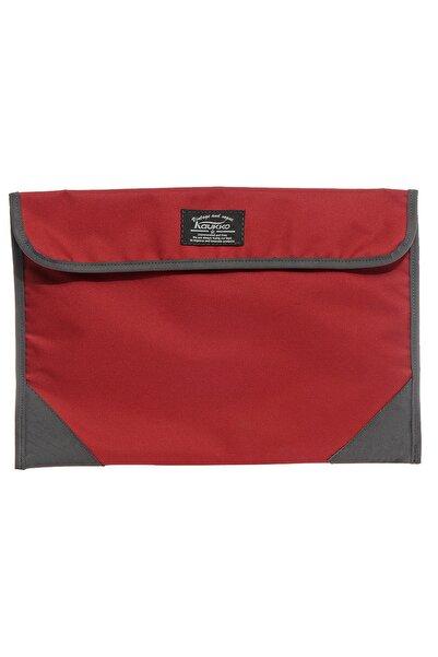 Basic Dosya Çantası (k2141) Kırmızı