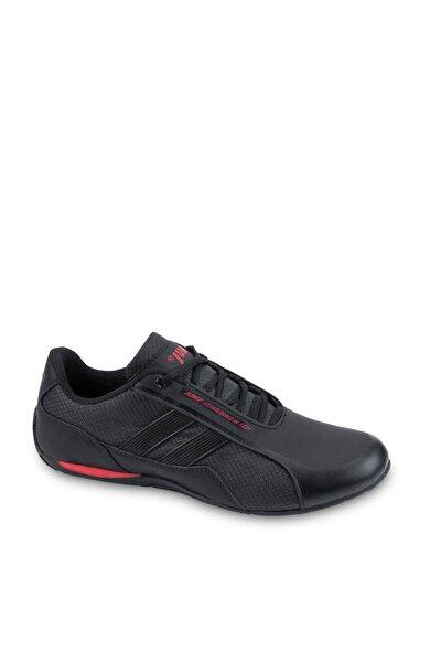 Erkek Siyah Günlük Spor Ayakkabı 24860m