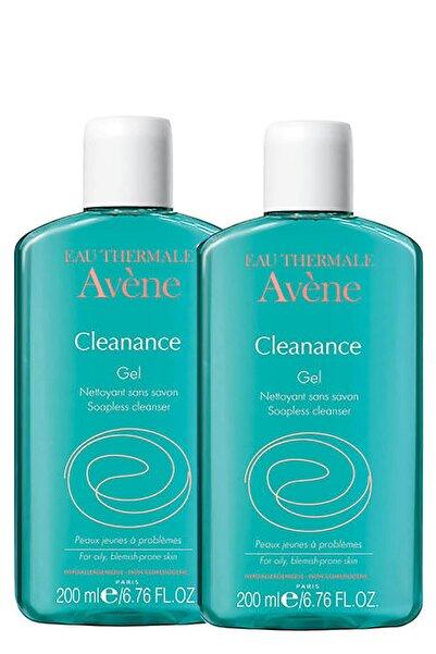 Yüz Temizleyici - Cleanance Gel Nettoyant 2x200 ml Set 1212000000019