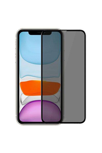 Iphone 11 (6.1'') Kavisli Gizlilik Filtreli Zengin Çarşım Hayalet Ekran Koruyucu