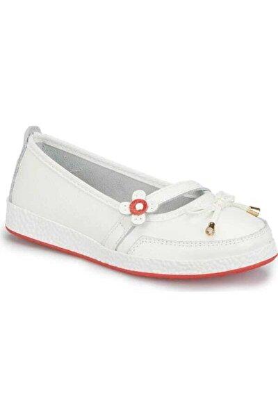 Kız Çocuk Beyaz Babet 510096