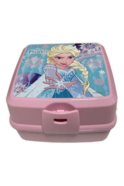 Kız Çocuk Beslenme Kabı Elsa Frozen Ilkokul Beslenme Kutusu