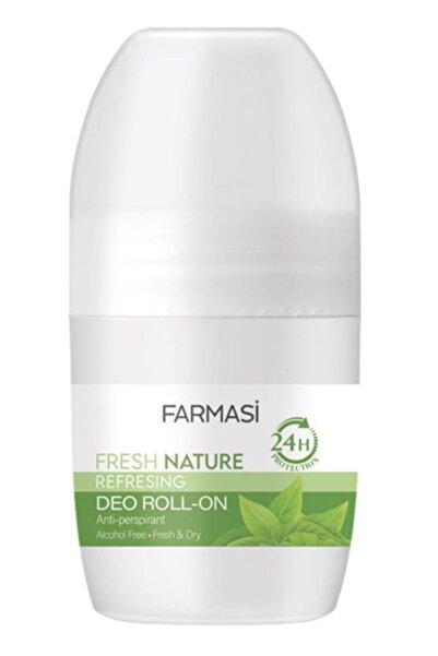 Fresh Nature Refreshing Kadın Rollon 50ml.