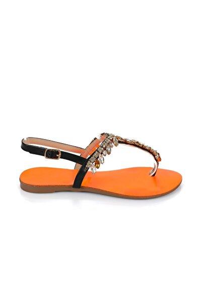 Rio Orby Taşlı Sandalet