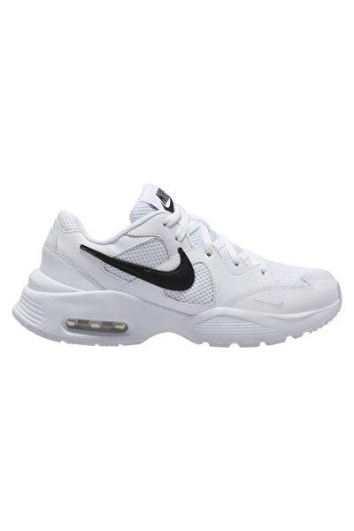Kadın Beyaz Spor Ayakkabı Nıke Wmns Aır Max Fusıon Cj1671-100