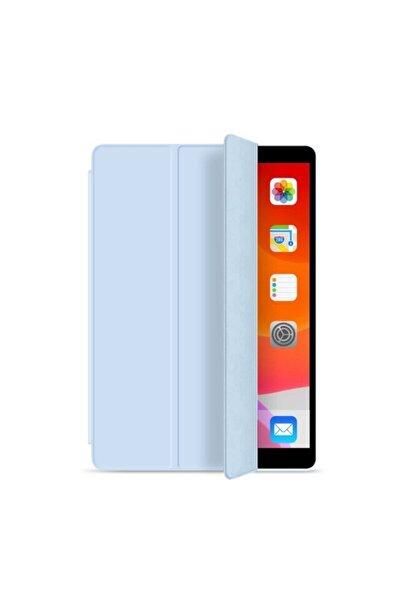 "Galaxy Tab S6 Lite Sm-p610 10.4"" Kılıf Smart Cover Katlanabilir Standlı Akıllı Kapak"
