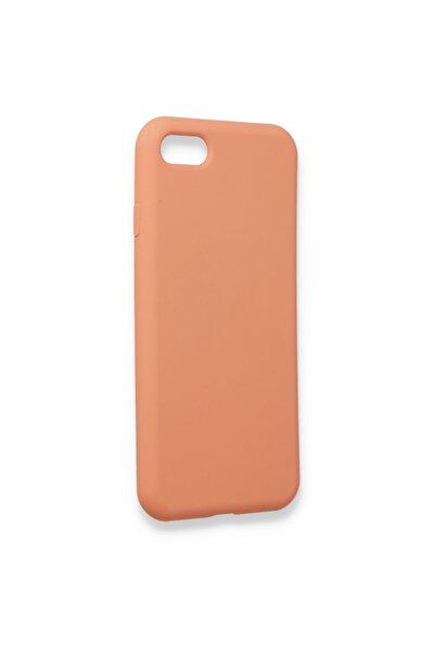 Iphone 7 Kılıf Lansman Içi Kadife Liquid Silikon