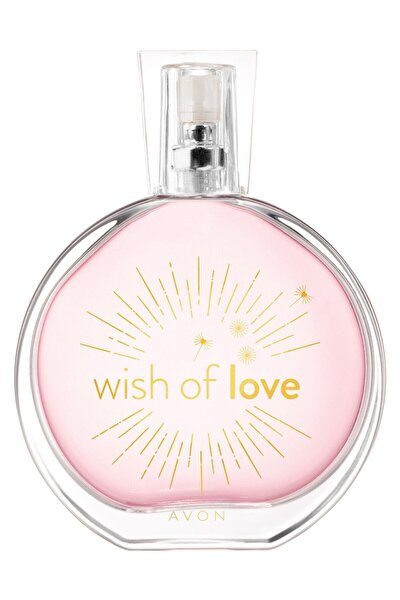 Wish of Love Edt 50 ml Kadın Parfümü 5050136875114