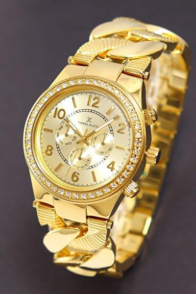 Kadın Sarı Kol Saati  318699