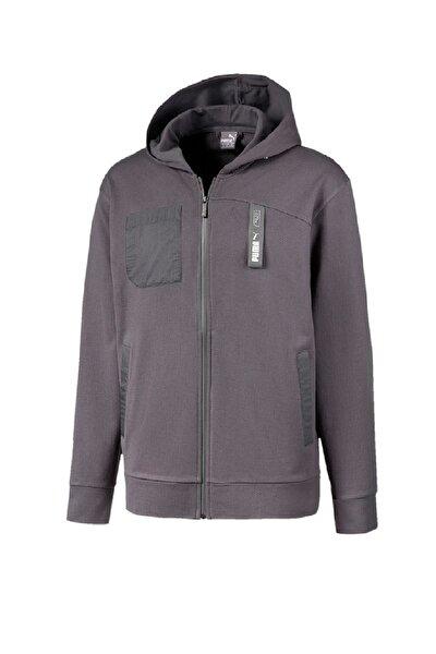 Erkek Günlük Sweatshirts 58132444 Nu Tility Fz Hoody