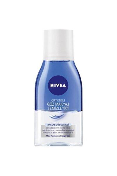 Çift Etkili Göz Makyaj Temizleme Losyonu 125ml