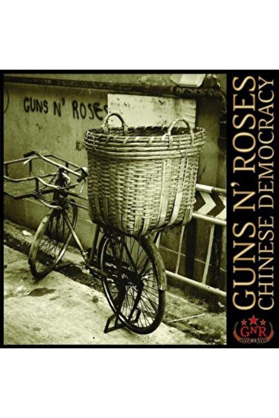Guns N' Roses Chınese Democracy