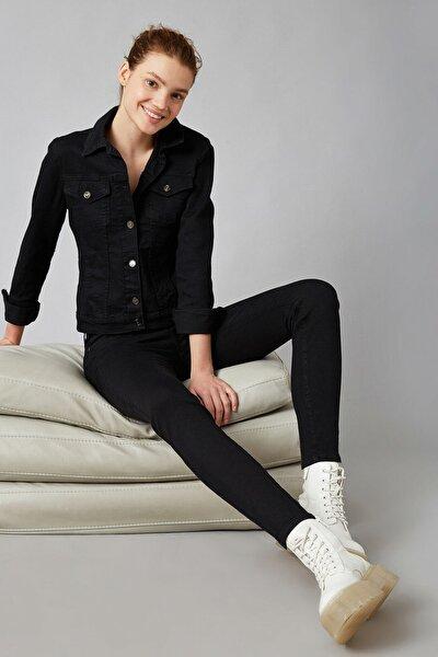 Kadın Siyah Jeans 1KAK47600DD