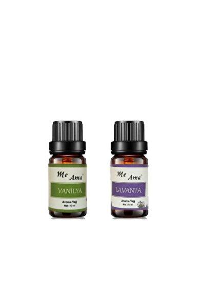 Lavanta Ve Vanilya Yağı Buhurdanlık Aroma Esansı