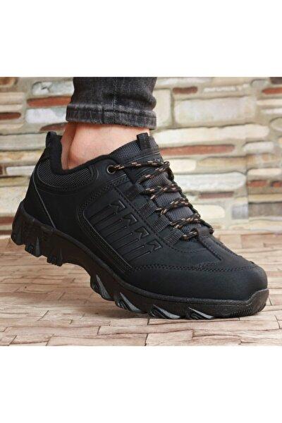 Su Ve Soğuka Dayanıklı Erkek Kışlık Ayakkabı Bot