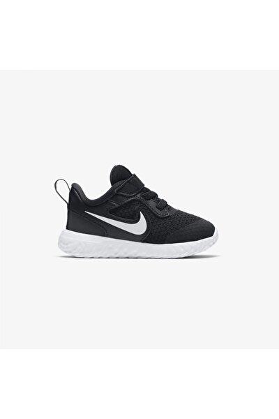 Unisex Çocuk Siyah Koşu Ayakkabı Bq5673-003