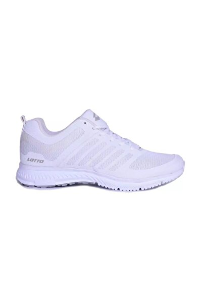 Erkek Beyaz Yürüyüş Ayakkabısı T0733