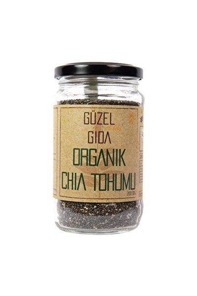 Organik Chia Tohumu 200 gr