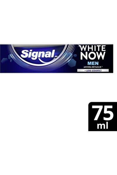 White Now Men Diş Macunu 75 Ml