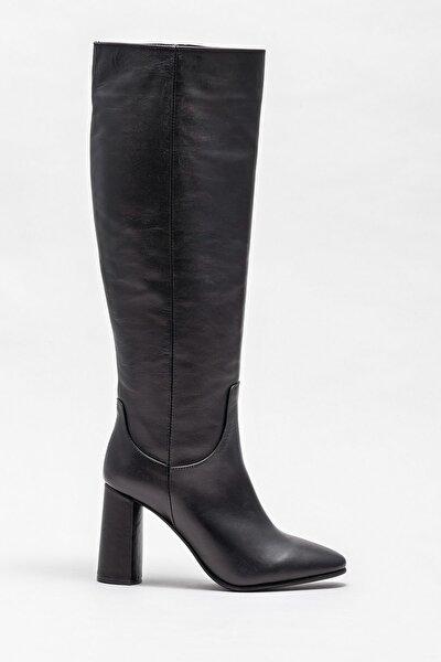 Kadın Adrano-1 Sıyah Çizme 20K052