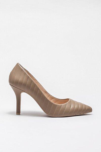 Kadın Beda Vızon Casual Ayakkabı 20KDS35039