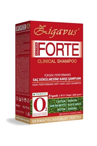 Forte Ultra Clinical Yağlı Saçlar İçin Şampuan 300 ml
