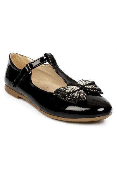 Patik Siyah Çocuk Ayakkabı