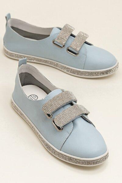 EMILIE Açık Mavi Kadın Ayakkabı