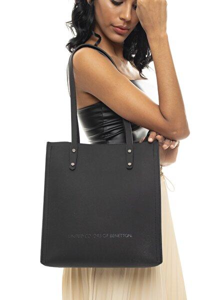 Siyah Kadın Omuz Çantası BNT354