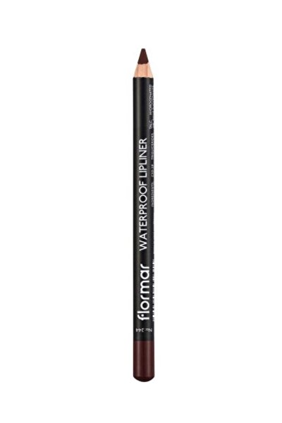 Waterproof Lipliner - Suya Dayanıklı Dudak Kalemi No:244 Chocolate Fondue 1.14 g 8690604567591