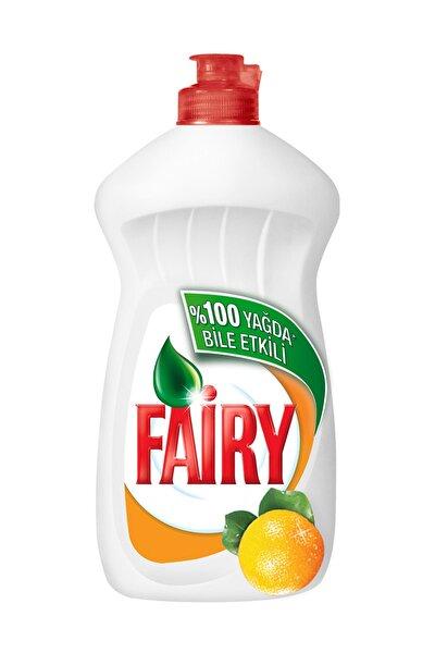 Sıvı Bulaşık Deterjanı Portakal 650 Ml