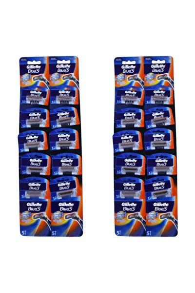 Blue 3 Kartela 10'lu Poşet X 2 Adet