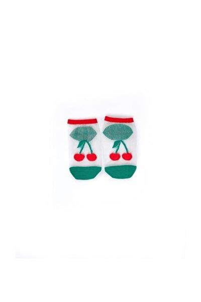 Cheery Kız Çocuk Patik Çorap