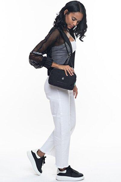 Siyah Kadın Postacı Çantası BNT224