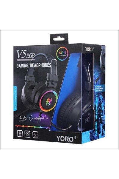 V5 Rgb Gaming Kulaklık