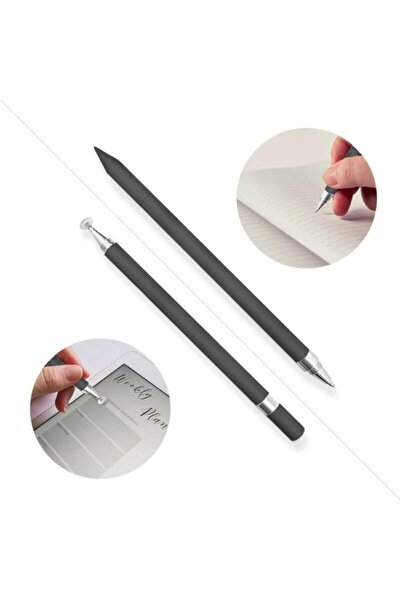 Dokunmatik Kalem Passive 2 In 1 Tablet Kalemi Çizim & Yazı Kalemi Dokunmatik Kalem