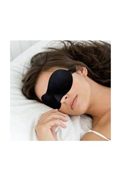 Uyku Maskesi Işık Önleyici Göz Bandı 2 Adet