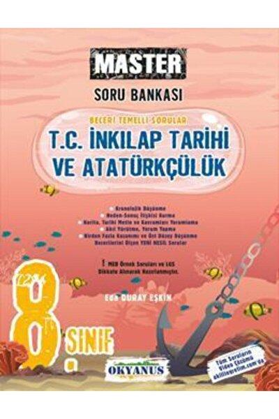 8. Sınıf Master T. C. İnkılap Tarihi ve Atatürkçülük Soru Bankası