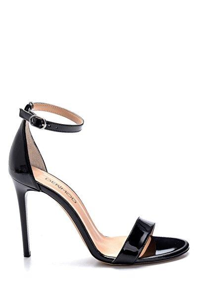 Kadın Rugan Yüksek Topuklu Ayakkabı